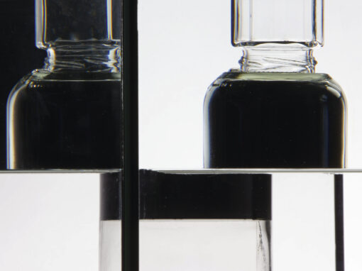 Water, Ink and Glass